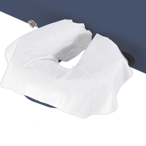 Master Massage 100 DISPOSABLE Headrest Cover