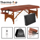 Master Massage FAIRLANE Therma-Top Portable Massage Table Package