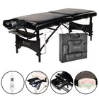 Master Massage GALAXY Therma-Top Portable Massage Table Package