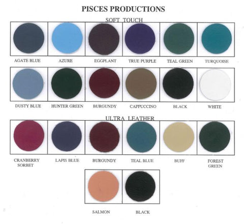 Pisces colors