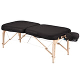 Black Earthlite INFINITY CONFORMA Massage Table