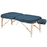 Blue Earthlite INFINITY CONFORMA Massage Table
