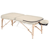 Vanilla Creme Earthlite INFINITY CONFORMA Massage Table