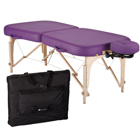 Amethyst EarthLite INFINITY Portable Massage Table