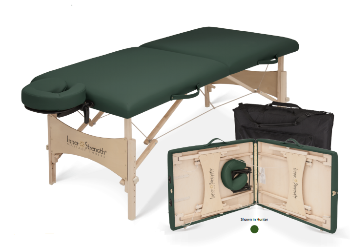 Inner Strength TECH200 Portable Massage Table Package