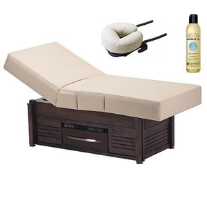Living Earth Crafts PRO SALON Kensington +Studio Electric Lift Table
