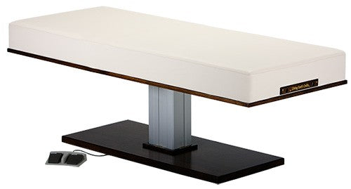 Living Earth Crafts LEC Pedestal Flat Massage Top Electric Lift Table