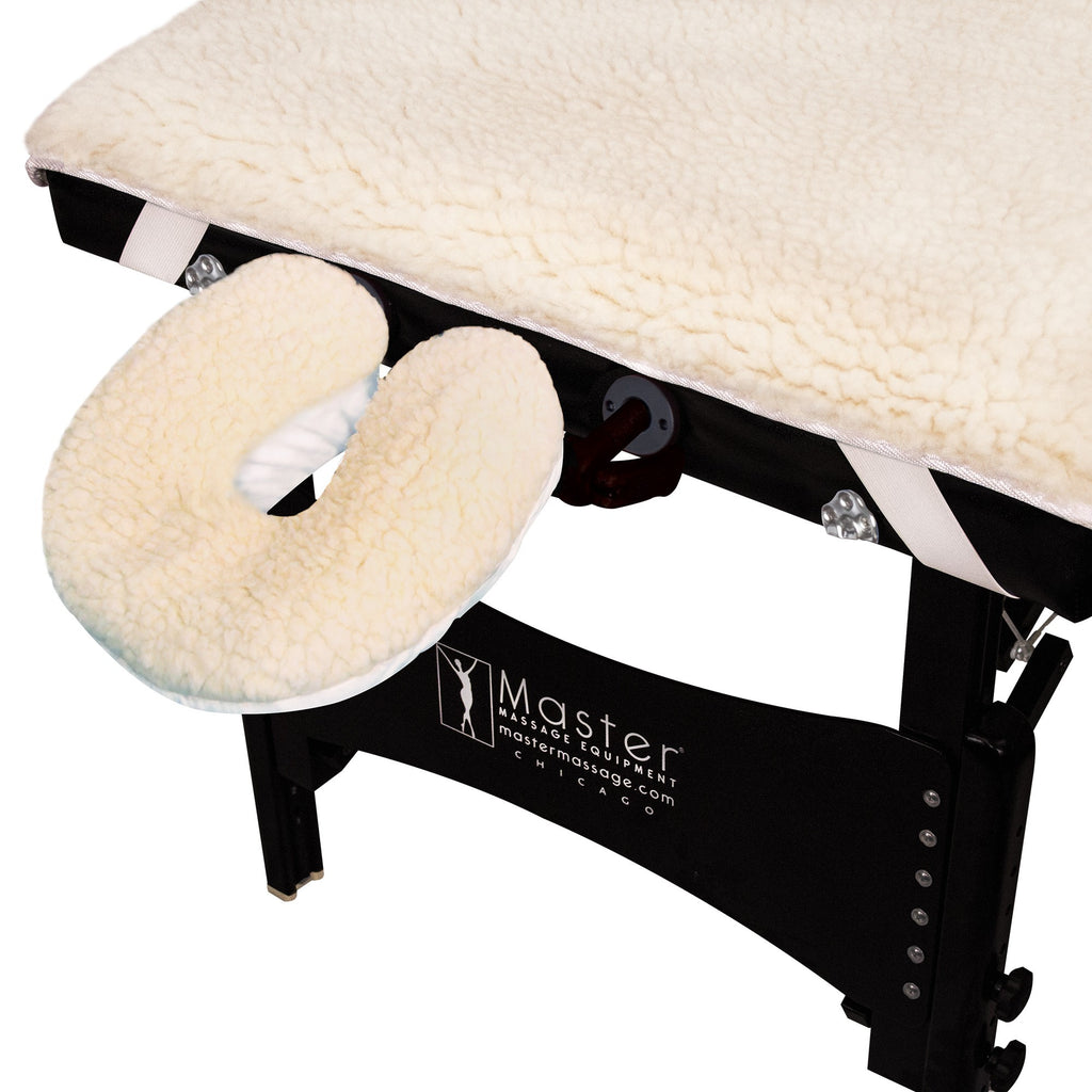 Master Massage ULTRA FLEECE Massage Table Pad Set