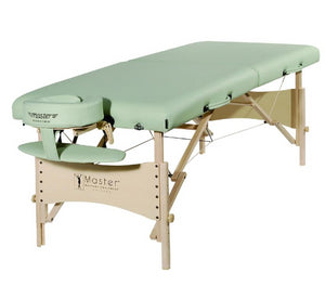 Master Massage PARADISE Portable Pro Massage Table Package