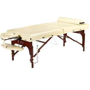 Master Massage SAXON Therma-Top Portable Table Package