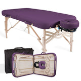 Amethyst EarthLite SPIRIT Portable Massage Table