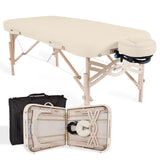 Vanilla Creme EarthLite SPIRIT Portable Massage Table