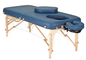 Blue EarthLite SPIRIT PREGNANCY Massage Table