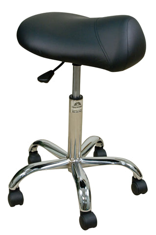 Oakworks PROFESSIONAL SADDLE Seat Stool