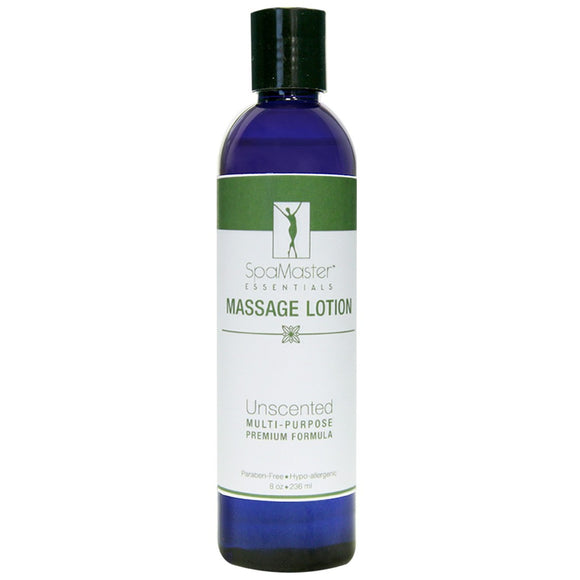 Master Massage Lotion 8 oz. UNSCENTED