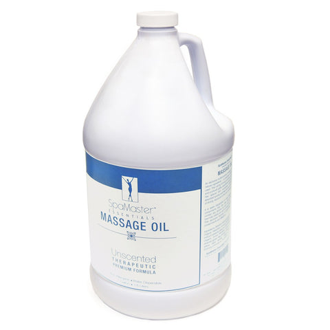 Master Massage Oil 1 Gallon UNSCENTED