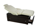 TouchAmerica Violin Powertilt spa and massage table