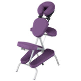 Amethyst EarthLite VORTEX Portable Massage Chair