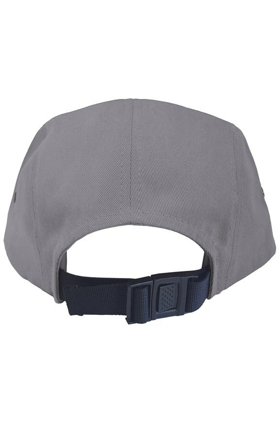 Outsidevibes Slate Grey 5 Panel Hat