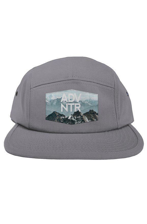 Outsidevibes Adventure 5 Panel Pakistan K2 Peak Cap