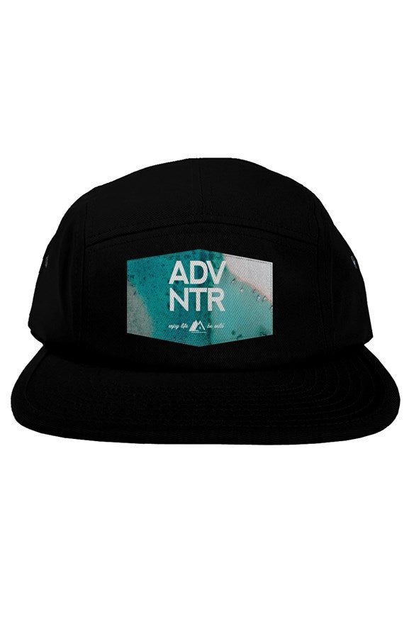 Outsidevibes Adventure 5 Panel Siargao Island Cap