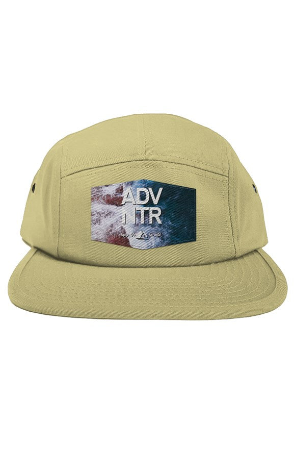 Outsidevibes Adventure 5 Panel French Polynesian Wave Cap