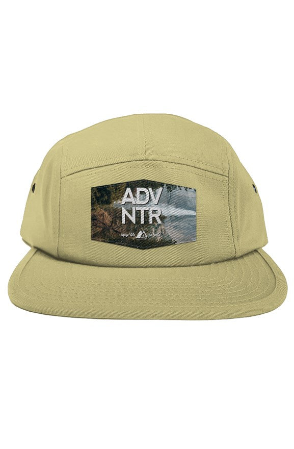 Outsidevibes Adventure 5 Panel Yosemite Waterfall Cap
