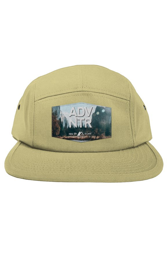 Outsidevibes Adventure 5 Panel Yosemite Valley Cap