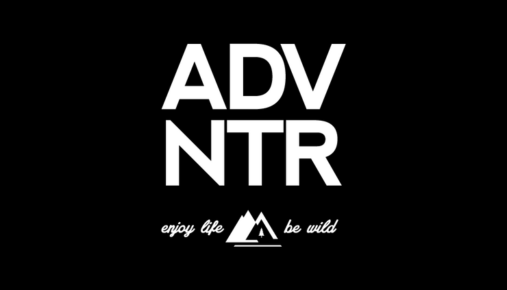 Outsidevibes Travel Adventure Black Logo