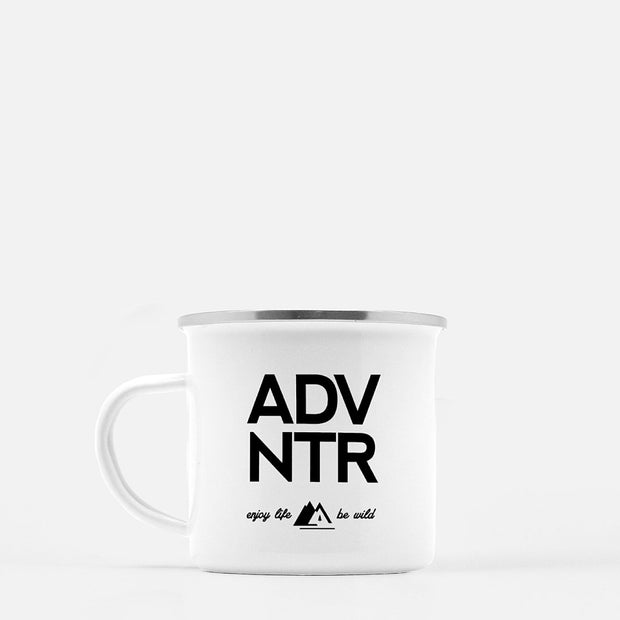 Outsidevibes Adventure Stainless Steel Camper Coffee Mug