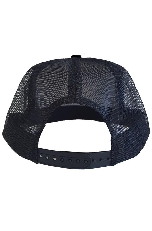 Outsidevibes Travel Trucker Mesh Hat Back