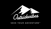 Outsidevibes Seek Your Adventure Black Logo