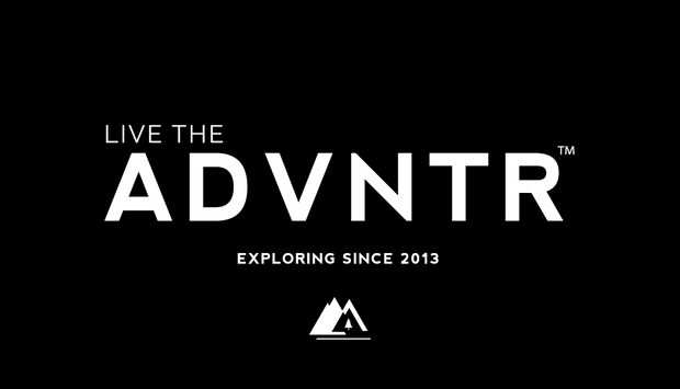 Outsidevibes Live the Adventure Exploring Black Logo