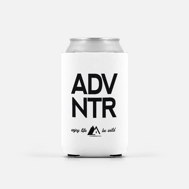 ADVNTR Can Koozie
