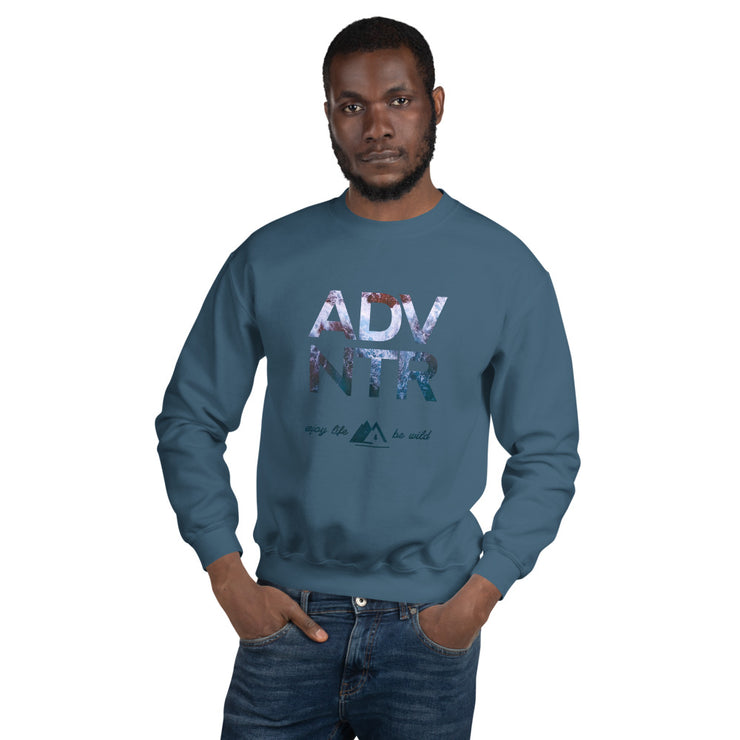 Adventure Wave - Men's Sweatshirt