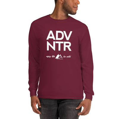 Adventure - Men's Long-sleeve Shirt