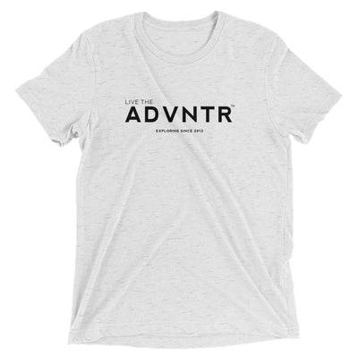 *New* Live The ADVNTR Men's Tri-Blend: Light Style