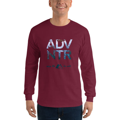 Adventure Wave - Men's Long-sleeve