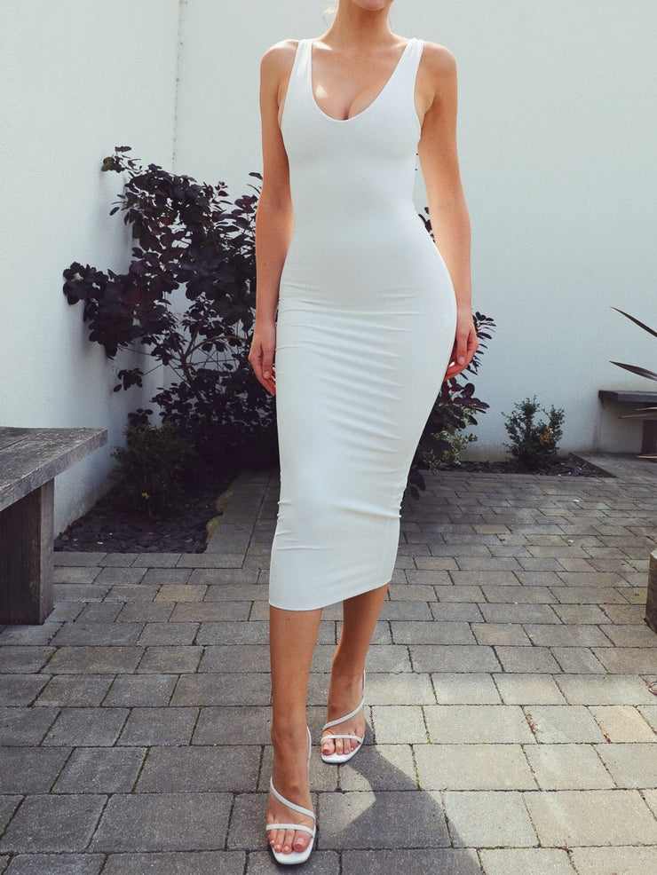 Tana Bodycon Midi Dress