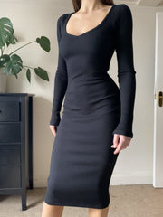 Buxted Knitted Dress