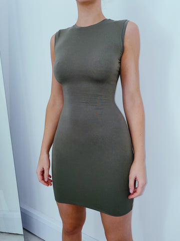 Bond Mini Dress - AYM Studio