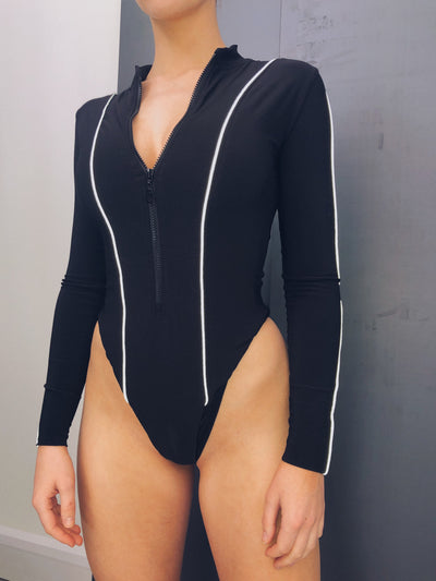 Flash Hi-Vis Bodysuit, Bodysuit, AYM - Boom Boom the Label