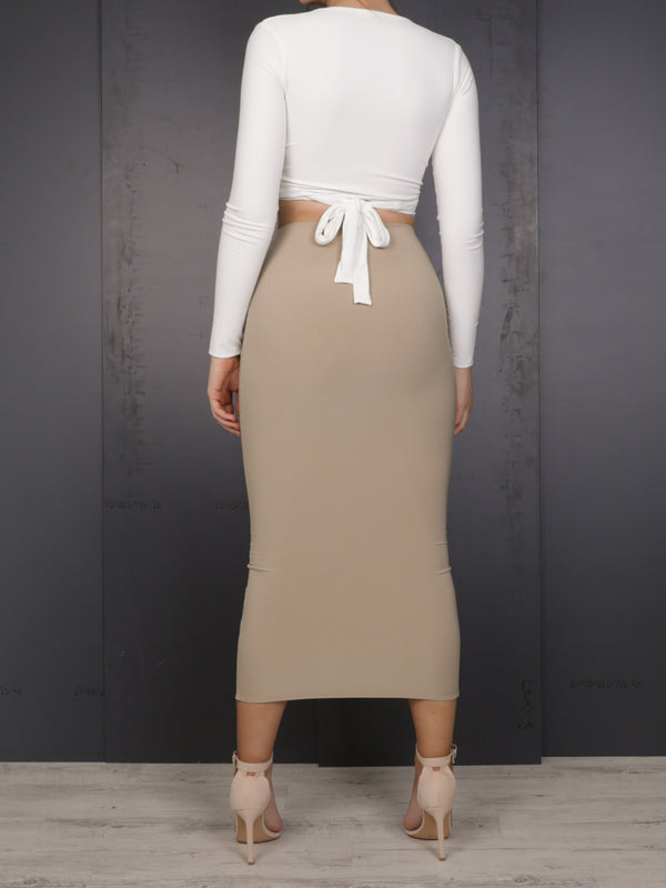 Elle Maxi Skirt, Skirt, AYM - Boom Boom the Label title=