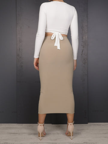Elle Maxi Skirt, Skirt, AYM - Boom Boom the Label