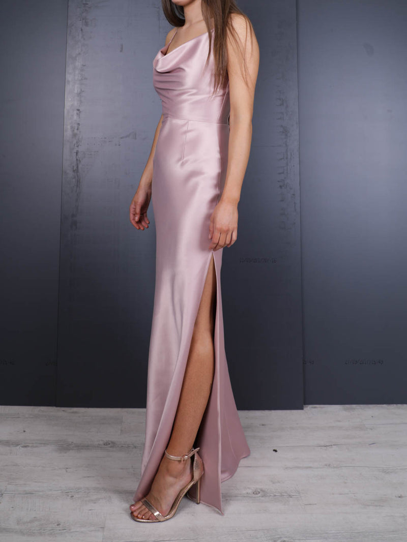 Grace Satin Maxi Dress, Maxi Dress, AYM - Boom Boom the Label