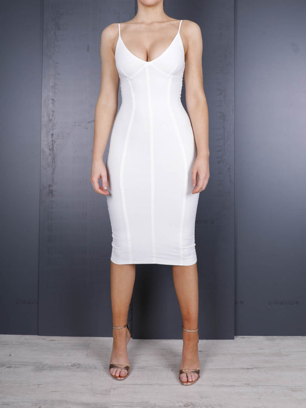 Jasmine Midi Dress, Midi Dress, AYM - Boom Boom the Label title=