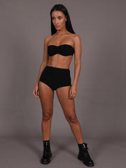 Sass Ruched Bandeau, Underwear, AYM - Boom Boom the Label