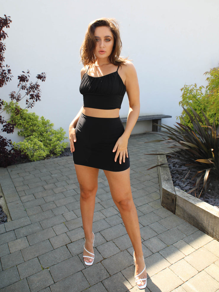 Mia Mini Skirt