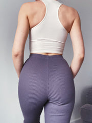 Andes Ribbed Leggings