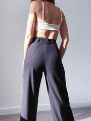 Oxford Bamboo Tailored Trousers